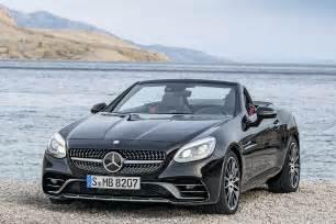 Slc To Mercedes Slc Detroit 2016 Vorstellung Marktstart Und