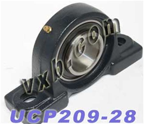 Pillow Block Bearing Ucfl 209 28 Koyo 1 75 Inch 1 3 4 quot bearing ucp 209 28 pillow block cast housing