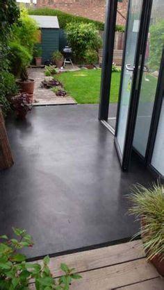 outside flooring ideen bildergebnis f 252 r beton terrasse εργασίες που θέλω να