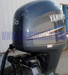 Honda 150 Hp Outboard For Sale Yamaha 4 Stroke 150 Hp Outboard 25 Quot Shaft