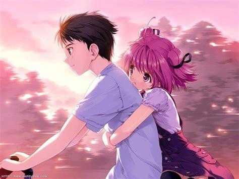 anime hug wallpaper wallpapersafari