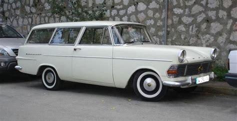 opel rekord 1963 1960 1963 opel rekord caravan araba teknik bilgi