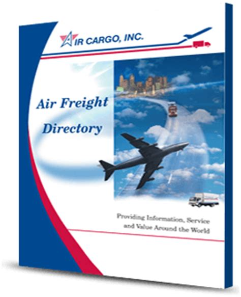 air cargo courier service freight directory software information