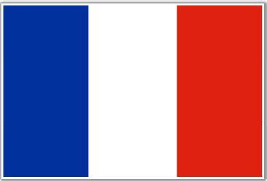 flags of the world france bandera de francia