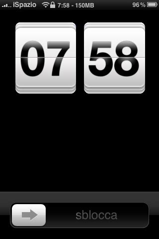 themes clock iphone iphoneroot com 187 htc cydget the htc clock now on iphone