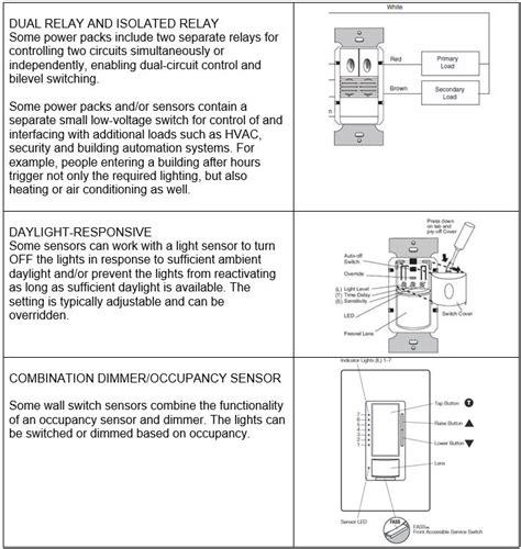 wattstopper lighting relay wiring diagram lighting relay