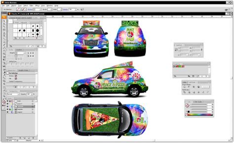 car wrap design templates vehicle wrap design in 5 easy steps