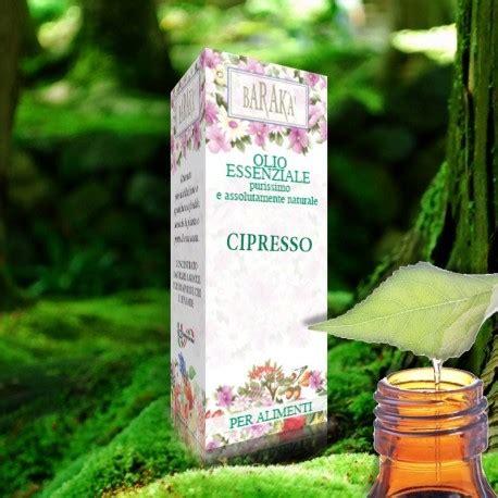 oli essenziali uso alimentare olio essenziale cipresso alimentare 12ml