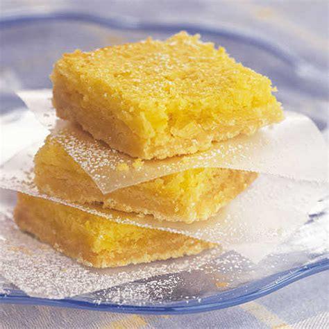 easy lemon squares our best easter desserts cooking light