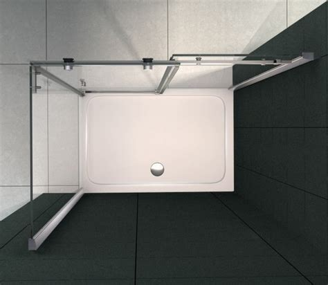 montaggio piatto doccia filo pavimento piatto doccia in acrilico rinforzato spessore 5 cm