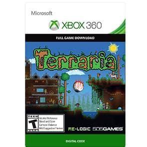terraria  xbox     software reviews