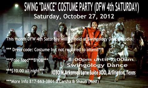 dfw swing dance dfw 4th saturday swing dance costume party 187 dfw swing dance