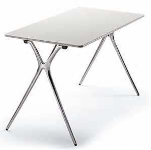 table de r 233 union pliante et empilable 140x60 bureau