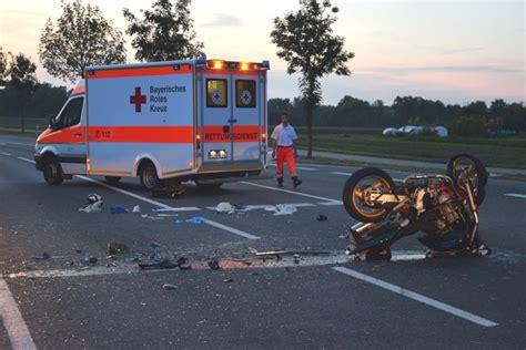 Unfall Motorrad Neustadt Donau by Motorrad Fahrer Stirbt Bei Unfall Pfaffenhofen Today