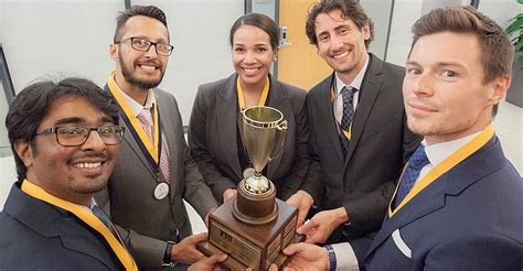 Fiu Graduate Programs Mba by Sponsoring Companies Spark Competition Camaraderie At