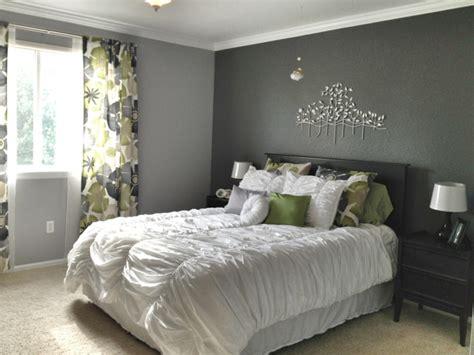 vorhã nge zu grauer 1001 ideen f 252 r schlafzimmer grau gestalten zum entlehnen