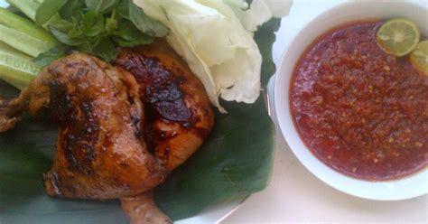 Cabe Jawa Bubuk Uk 100gr resep ayam bakar bumbu bacem oleh nur sabatiana cookpad