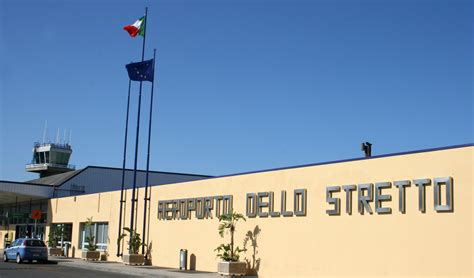 volo roma porto aeroporto reggio calabria in estate tre voli al giorno