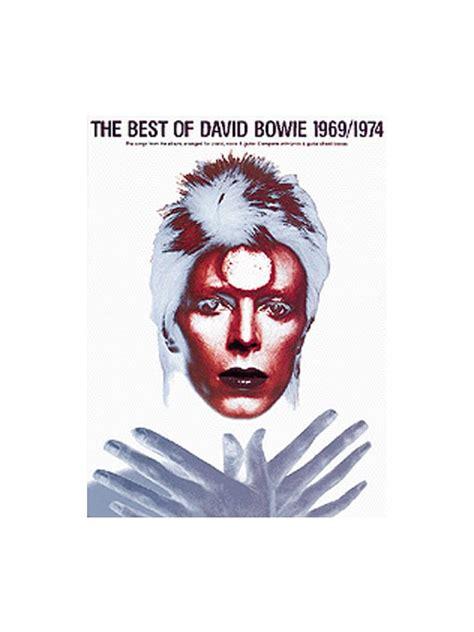the best accordi spartiti biz the best of david bowie 1969 1974 pvg