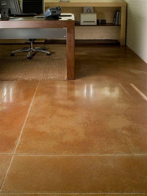 ideal pavimenti pavimento in calcestruzzo acidificato by ideal work