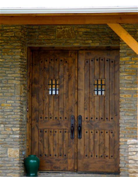 Handmade Front Doors - custom front doors weatherstone homes