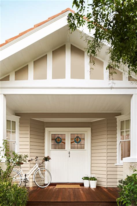 federation paint schemes traditional exterior melbourne by dulux paint