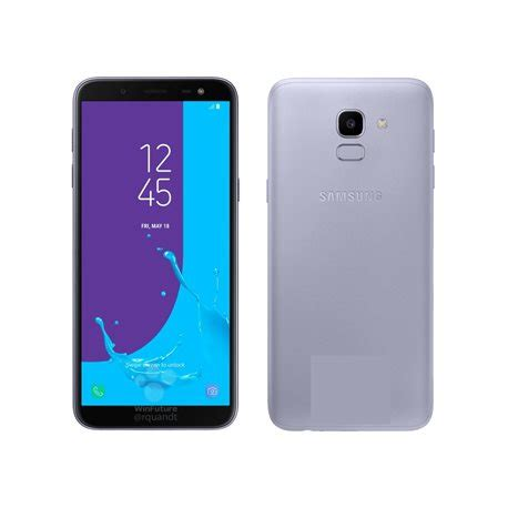 samsung galaxy j600/j6(2018) dual sim lavender mobile