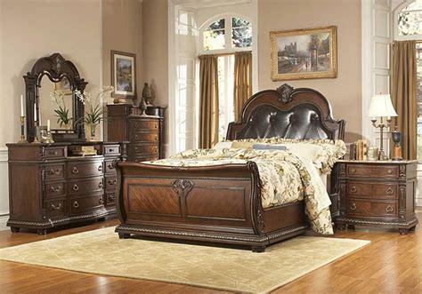 bedroom furniture lexington ky palace queen bedroom set lexington overstock warehouse
