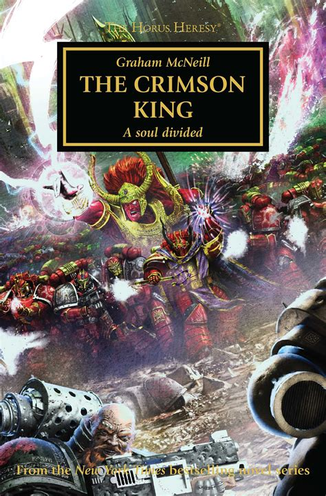 the crimson king book by graham mcneill official
