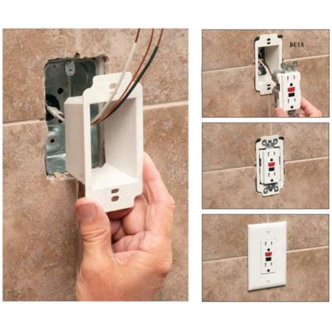 wiring an electrical outlet box in a metal elsavadorla