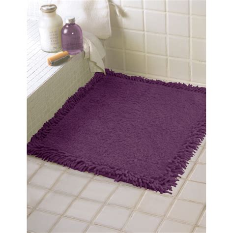 Purple Bathroom Rug Plum Bathroom Rugs