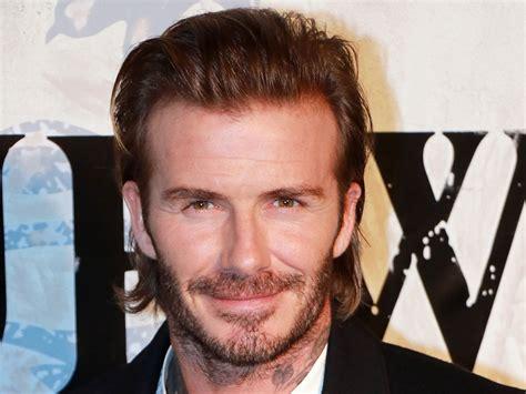 Beckham New david beckham s debut has caused quite a stir look magazine