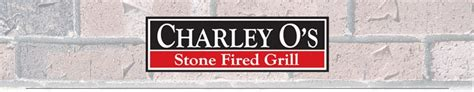 Charley o s stone fired grill elkhorn wi restaurant they have the