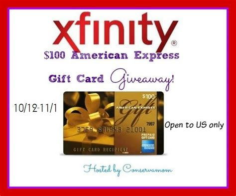 Where Can You Buy American Express Gift Cards - xfinity 100 american express gift card giveaway