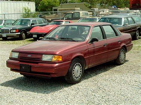how to learn about cars 1991 ford tempo navigation system 1991 ford tempo overview cargurus