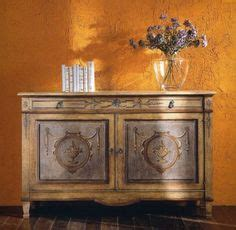 saracino arreda antique patina oak wood sideboard bleached light