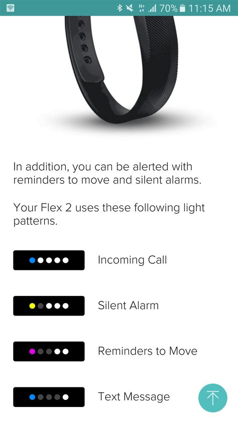 fitbit flex 2 lights meaning fitbit flex 2 lights decoratingspecial com