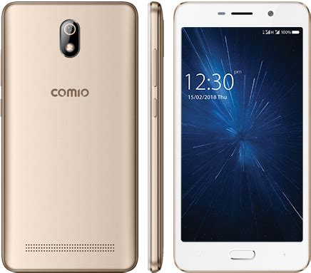comio c1 pro with dual 4g volte launched for rs 5,999