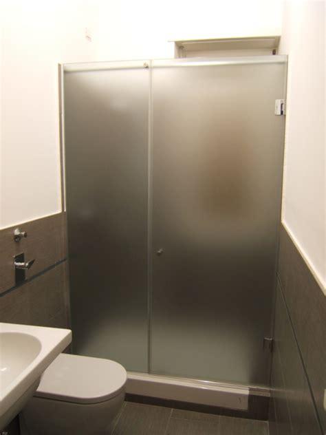 glass box doccia box doccia anta e fisso su misura
