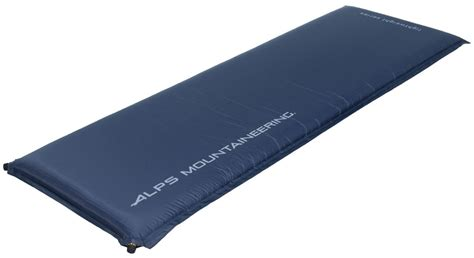 alps mountaineering ultra light air sleeping pad alps mountaineering self inflating lightweight series air