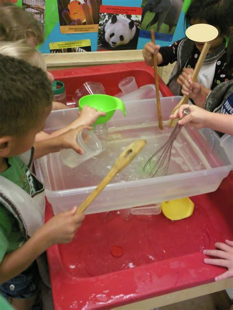 play based classroom sensory table ideas