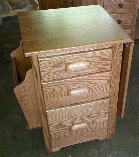 drop leaf desk four seasons furnishings amish made furniture