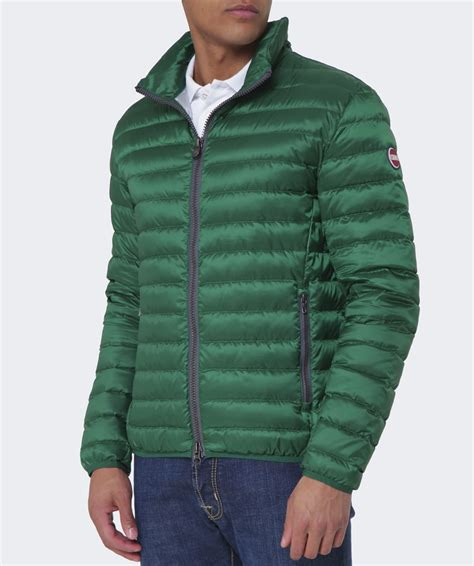 Jaket Denim Greenlight Colmar Light Jacket In Green For Lyst
