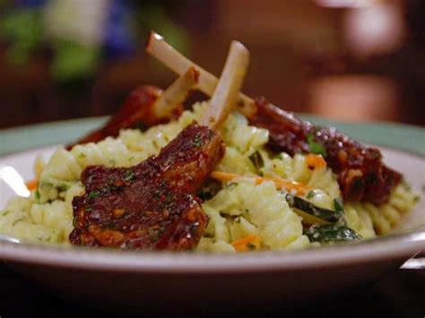 asian lollipop lamb chops recipe food network