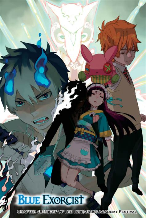 download film anime exorcist ao no exorcist chapter 48 discussion forums