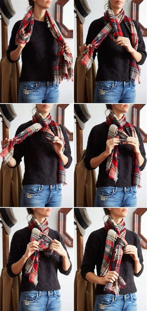 28 best ways to wear a scarf beep