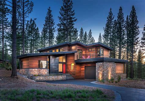 contemporary mountain cabin martis by sagemodern architecture pinterest