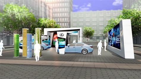 event design renderings 3d renderings for a proposed consumer drive event ann bartek