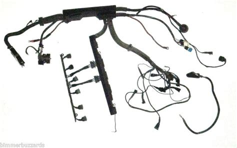 e30 m50 engine harness diagram e30 free engine image for