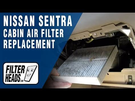Dryer Filter Ac Nissan Tiida Newbaru 1 how to replace cabin air filter nissan sentra